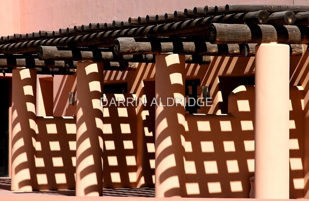 Striped Desert Shadows by DARRIN ALDRIDGE