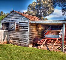 Ye Old Horse Stable by Shannon Rogers