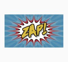 Zap Comic Fun book Baby Tee