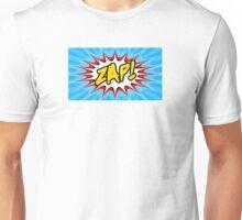 Zap Comic Fun book Unisex T-Shirt