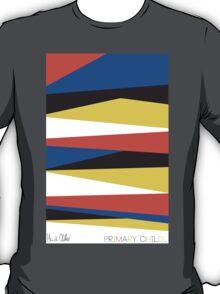 Block Color Signature T-Shirt