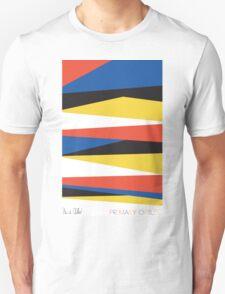 Block Color Signature Unisex T-Shirt