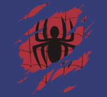 Secret Identity: Spider Man by TGRShirts