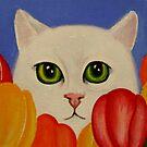 Tulip by Anni Morris
