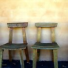 Wooden Chairs by StopGo