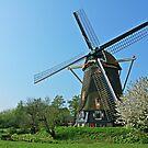 Dutch windmill II by Alexander Kok