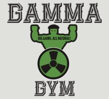 Gamma Gym - Big Gains, All Natural! by nickmcawesome