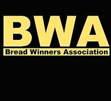 BWA Bread Winners Association Kevin Gates by BrianCustomArt