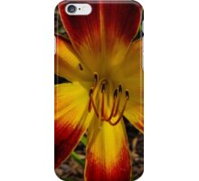 spontaneous combustion iPhone Case/Skin