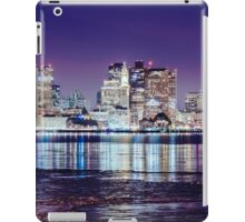 Winter 2015 in Boston iPad Case/Skin