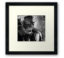Essence Of The Man   Framed Print