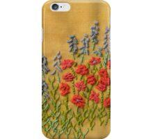 Flower Border iPhone Case/Skin