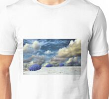 Beach Umbrellas Unisex T-Shirt