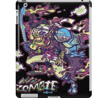 Adult Robot Vampire Ninja Ghost Zombie iPad Case/Skin