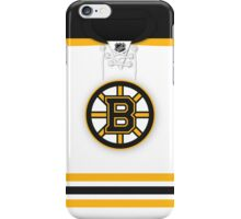 Boston Bruins Away Jersey iPhone Case/Skin