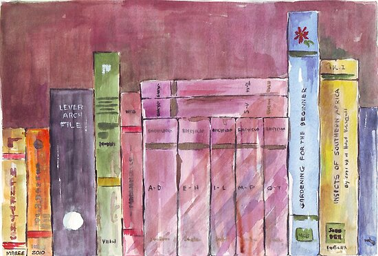 Structured doodling by Maree  Clarkson