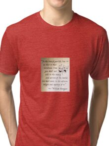 In The Time of Your Life, Live~ Tri-blend T-Shirt