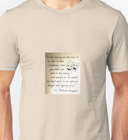 In The Time of Your Life, Live~ T-Shirt