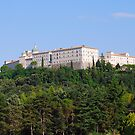 Monte Cassino Panorama by inglesina