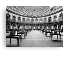The Corn Exchange, Leeds Canvas Print