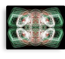 Cellular Hiccup Canvas Print