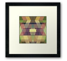 In The Wee Small Hours Of The Morning Framed Print