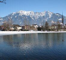 Swiss Alps by Marie Breton