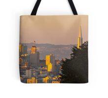 SF Skyline Tote Bag
