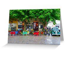 Colonia del Sacramento, Uruguay Greeting Card