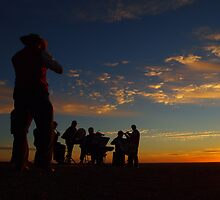 Celtic Music in the Outback by Paula McManus