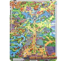 Disneyland Map iPad Case/Skin