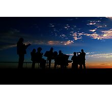 Celtic Music in the Outback II Photographic Print