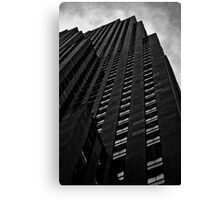 Gotham City? Canvas Print
