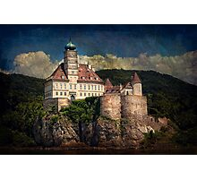 Castle Schoenbuehel Photographic Print