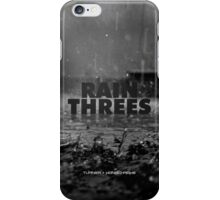 Rain Threes iPhone Case/Skin