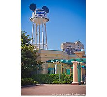 The Walt Disney Studios Photographic Print