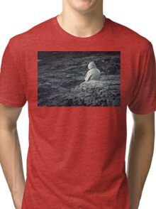 Cold and Alone Tri-blend T-Shirt