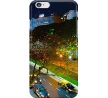 Buenos Aires by Night iPhone Case/Skin