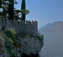 Lake Garda - Malcesine by imagic