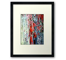 Uncontained - III Framed Print