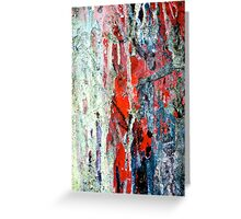 Uncontained - III Greeting Card