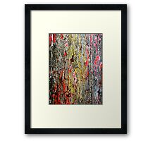 Uncontained - IV Framed Print