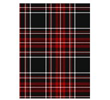 Plaid Photographic Print