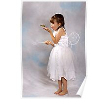 Flutter away butterfly. Poster