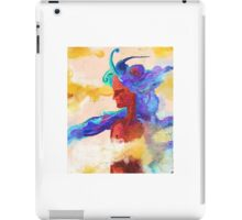 Long-haired iPad Case/Skin