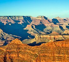 Sundown, Grand Canyon by keith55g