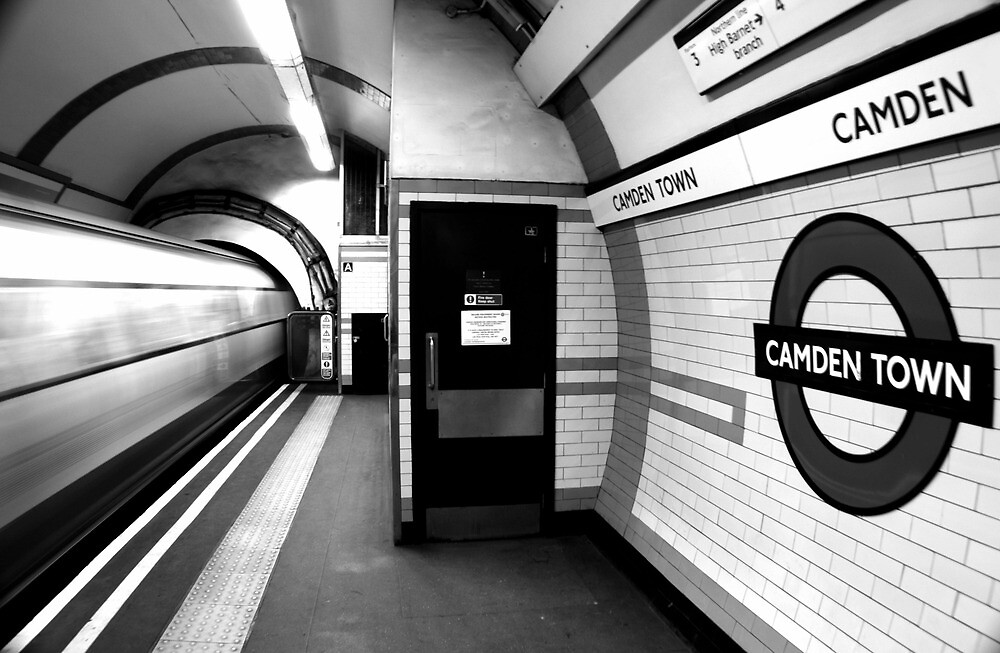 Camden Town by Mark Tull