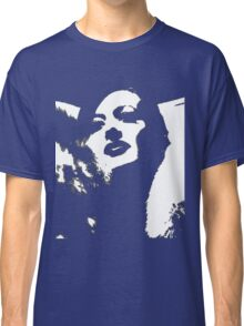 Joan Crawford Letty Lynton (Dark Background) Classic T-Shirt