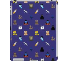 Nerd Alert - Dark Blue iPad Case/Skin