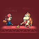 Tricky Kong by worldcollider